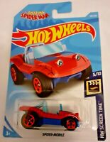 MATTEL Hot Wheels The Amazing Spider-man SPIDER MOBILE Brand New Sealed
