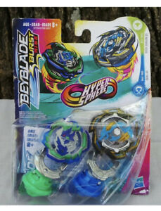 Beyblade Dual Pack OGRE O5 ROCK DRAGON D5 Hypersphere Burst Rise Action Toy Tops