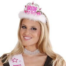 TIARA BRAUT DIADEM Krone Bride to be Junggesellinnenabschied JGA Hen Party 8869
