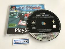 Formula One Arcade - Promo - Sony PlayStation PS1 - PAL EUR