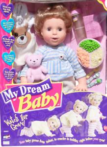 MGA My Dream Baby Doll Watch Her Grow Up NIB