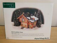Dept 56 Alpine Village - Heidi's Grandfather's House