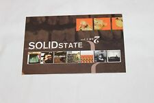 Solidstate Promo Postcard-VOLUME 2
