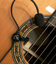 GYPSY JAZZ GUITAR PICKUP , with FLEXIBLE GOOSENECK, JAZZ GUITAR, Myers Pickups