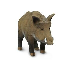 Boar Wild Safari Animal Figure Safari Ltd NEW Toy Mammal Kid Educational