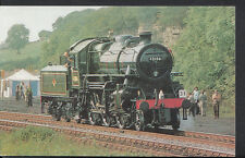 Railways Postcard - 2-6-0 No.43106, London Midland & Scottish Railway RS2706