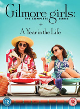 Gilmore Girls Seasons 1 to 8 Complete Collection Region 2 DVD