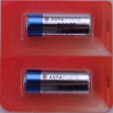 2 x BATTERY A23 V23GA MN21 12 VOLT 12v ALKALINE REMOTE LIGHTER best before 2021