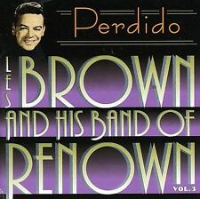 Perdido, Vol. 3 by Les Brown (CD, Jan-2003, Blue Moon (Import))