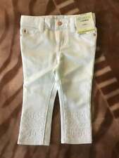 Genuine Kids by OshKosh  Toddler Girls Embroidered Jeans...