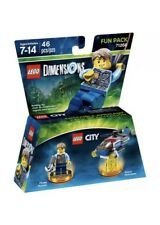 Lot Of 50 Lego Dimensions Lego City (71266) Fun Packs ~BEST OFFER~
