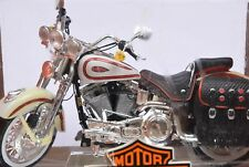 Harley-Davidson 1997 Maisto 1:10 FLSTS Heritage Springer Collectors Edition