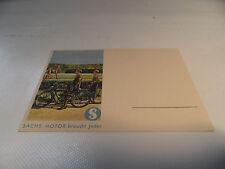 alte Karte Postkarte Fichtel & Sachs 98 ccm 98er  Nr. 8 .