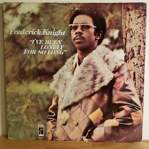 Frederick Knight 1973 Stax Records Vinyl LP  with Original Inner Sleeve