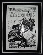 Original Production Art STAR SPANGLED WAR STORIES #98 cover, ROSS ANDRU art