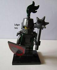 Légo 71011 Minifig Figurine Série 15 Chevalier Frightening Knight + socle