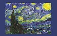 "Starry Night Van Gogh  Poster 24""x36"" Maxi Size"