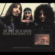 Atomic Rooster : Death Walks Behind You CD