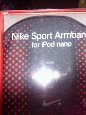 New in pack NIKE sport armband for ipod nano Ships Today Worldwide $29 Value.