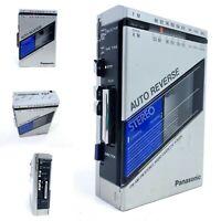Vintage Panasonic RX-S25A Cassette Tape Player Portable Radio Retro AM/FM Works