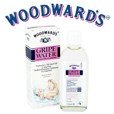 Woodwards Gripe Water 150ml Baby Stomach Ache Pain Trapped Gas Babies Treatment