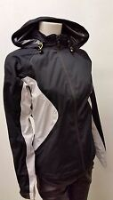 Sunice Storm Jacket Womens Ladies Waterproof  Breathable Black White A121