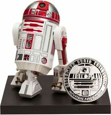 Kotobukiya Star Wars Collection_R2-M5 Droid + Coin_Exclusive Limited Edition_Mib
