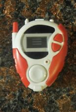 Bandai Digimon Digivice D3 red and White 2000 Original virtual pet - Works