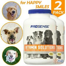 Dog Multi Vitamins All Life Stages Dogs Health Care Chewable Tablets 2x 90 Count