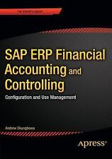 SAP ERP Financial Accounting and Controlling : Configuration and Use Manageme...