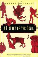 A History of the Devil Gerald Messadie PB Very Good Cond. Free Shipping