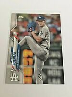 2020 Topps Series 2 Baseball Base Card - Walker Buehler - Los Angeles Dodgers