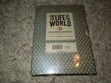 For the Life of the World Leader's Edition Blu-Ray/DVD/Field Guide Box Set *NEW*