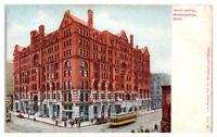 West Hotel, Minneapolis, MN Postcard *201