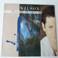 Brian Wilson - Self Titled - Vinyl LP EU 1st Press Textured Sleeve Beach Boys NM