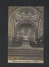 Gnadenkapelle mit Gnadenbild zu Beuron   vintage  postcard  f57