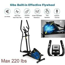 Stair Stepper Elliptical Machine Trainer Bike Exercise Cardio Fitness Home Gym