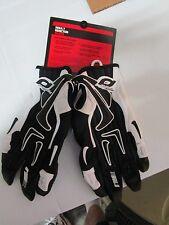 Oneal O'neal REACTOR motocross gloves adult blk/wht sz 12 XXL  0477-112