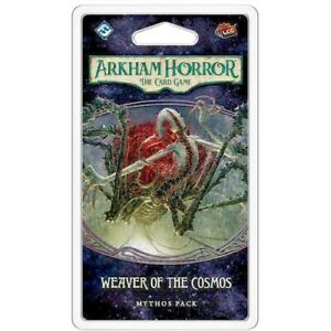Arkham Horror The Card Game Weaver of the Cosmos Mythos Scenario Pack FFG