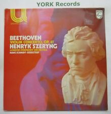6580 004 - BEETHOVEN - Violin Concerto SZERYNG / ISSERSTEDT LSO - Ex LP Record