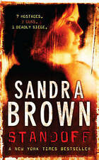 STANDOFF by Sandra Brown : WH4-B91 : PBS453 : NEW BOOK