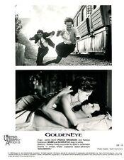 GOLDENEYE - 1995 - 2 Original 8x10 GLOSSY STILLS - PIERCE BROSNAN is JAMES BOND