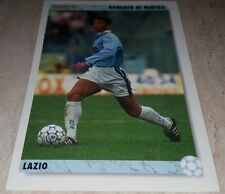 CARD JOKER 1994 LAZIO DI MATTEO CALCIO FOOTBALL SOCCER ALBUM