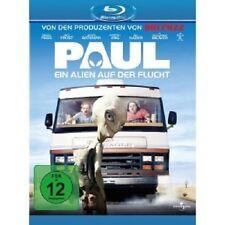 PAUL-EIN ALIEN AUF DER FLUCHT - BLU-RAY NEUWARE SETH ROGER ,BELA B., SIMON PEGG