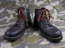WW2 GERMAN ARMY ELITE SOLDIERS LOW ANKLE BOOTS UNIFORM SHOES