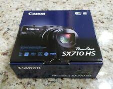 Canon PowerShot SX710 HS 20.3MP Digital Camera RED - Brand NEW