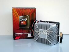 AMD FX Heatsink CPU Cooler Fan for FX-8320E  FX-8370E 95 Watt  Processors -  New