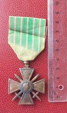 France - Très Jolie Croix de Guerre 1914-18 - WWI