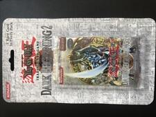 CARTE YU-GI-OH! CARD Booster Pack Dark Beginning 2 sous Blister Cartonné Sealed