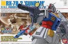 HGUC RX-78-2 Gundam Gundam EXPO limited Bandai From Japan mobile suit Gundam